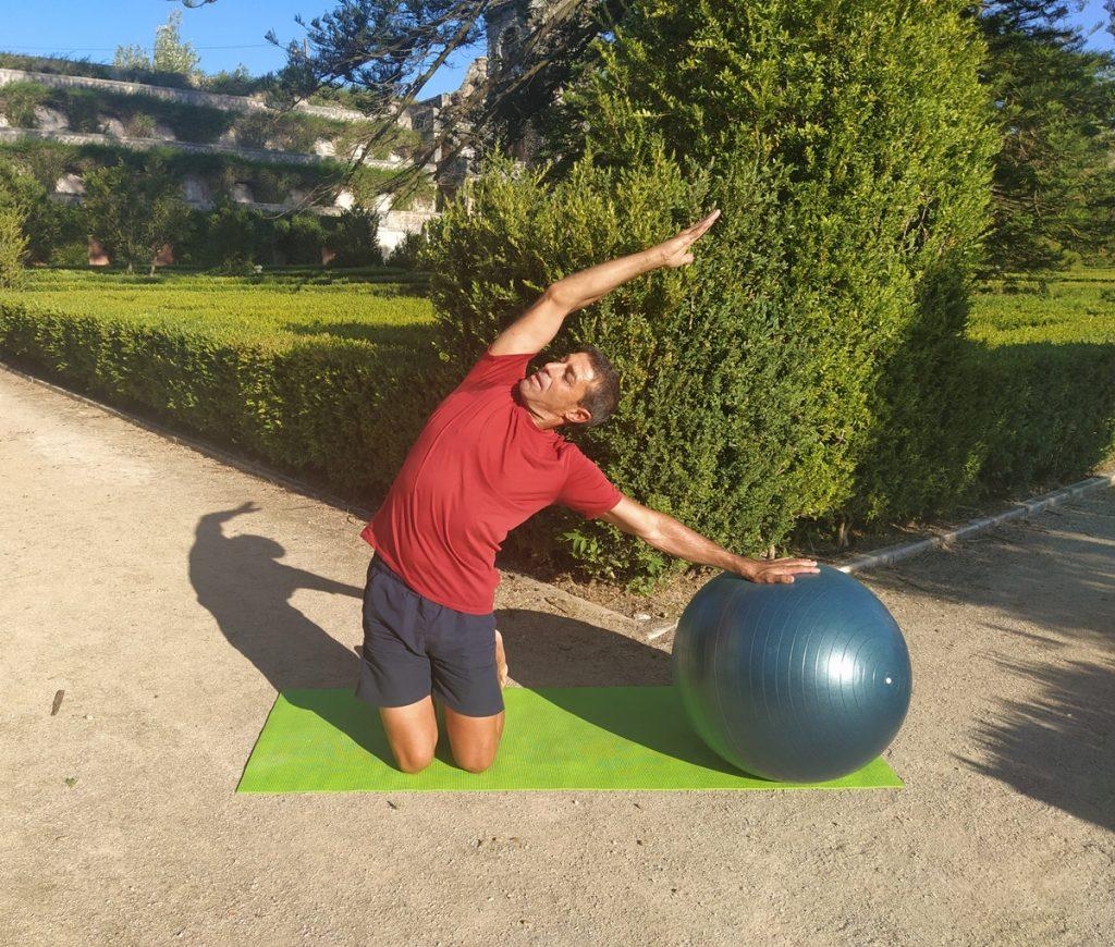 Aulas de yoga e pilates